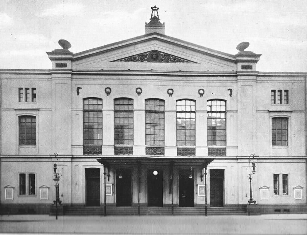 hjem sex oversigt teatre København